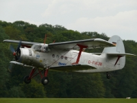Antonov AN-2 D-FWJM