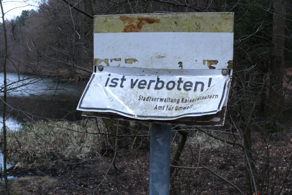 Ist verboten
