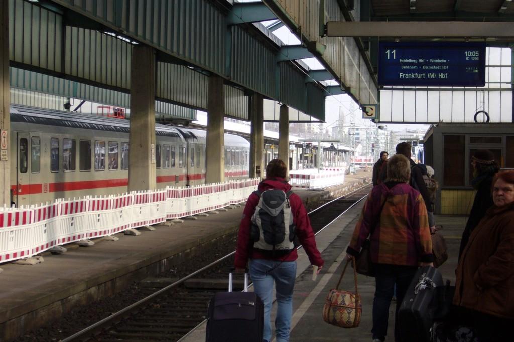 Bahnhof Stuttgart