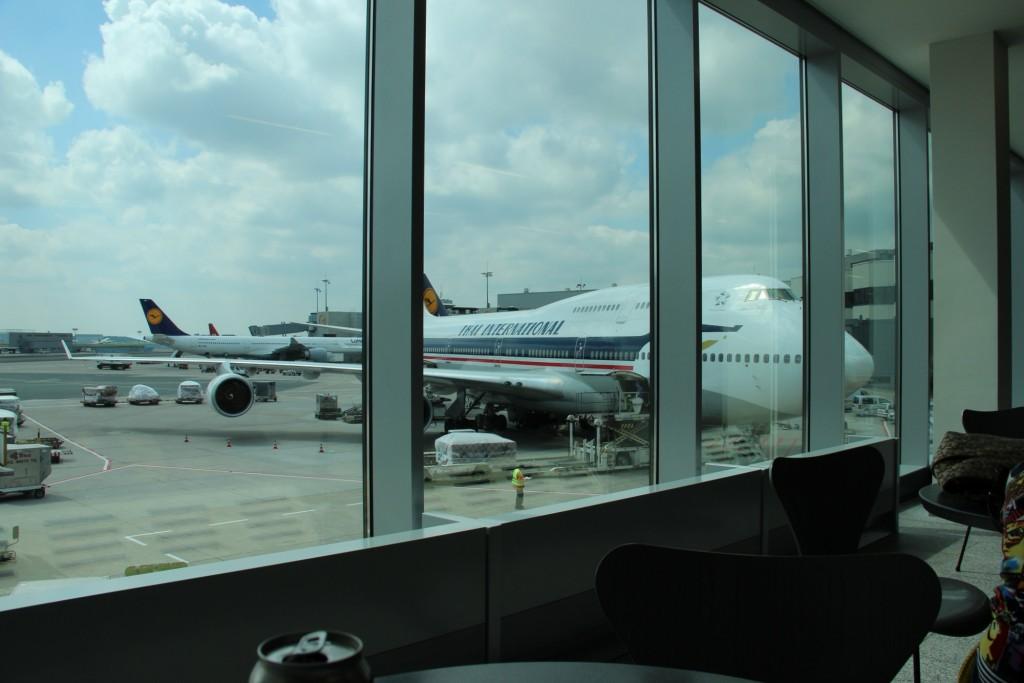 Thai Air 747-400