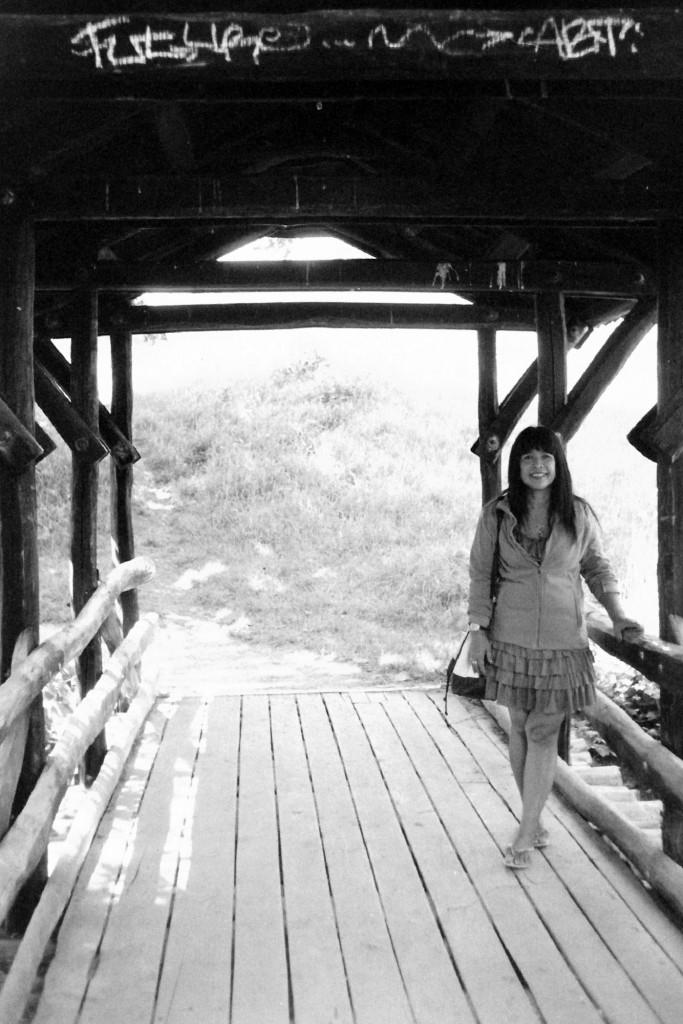 Brücke bei den Bürgerseen