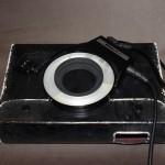 Nikon Ringblitz SR-2 mit Inverter LD-1