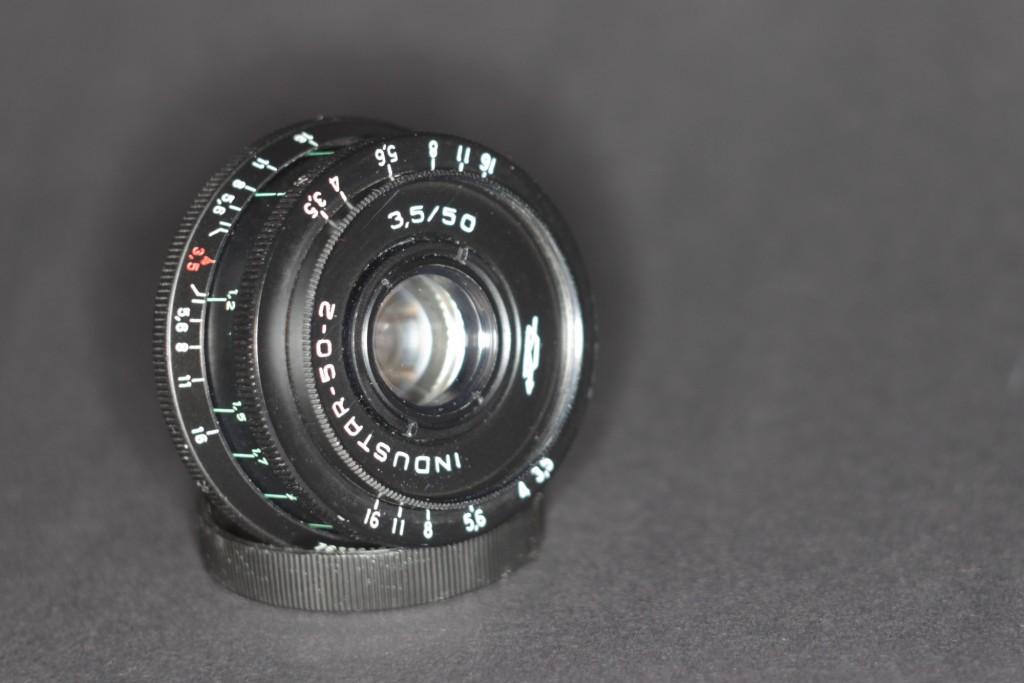 Industar 3,5/50mm