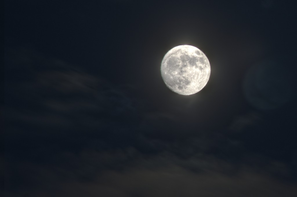 Vollmond am 26.12.2012