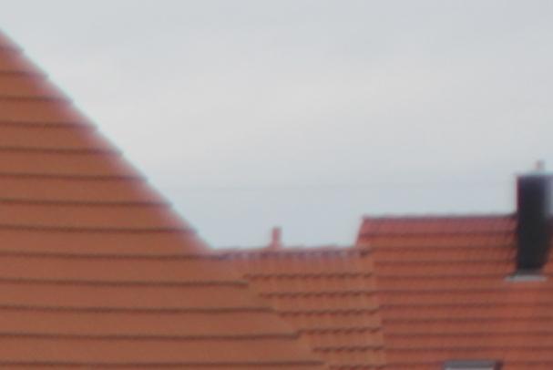 Carl Zeiss Jena 2,4/35mm, Blende 4, 100% Ausschnitt