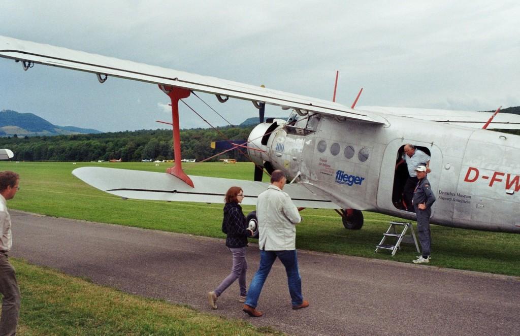 Sie Antonov AN-2