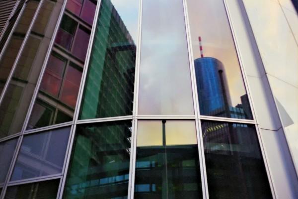 Frankfurt reflections