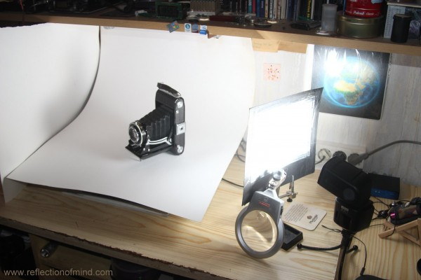 Netta Photo Setup